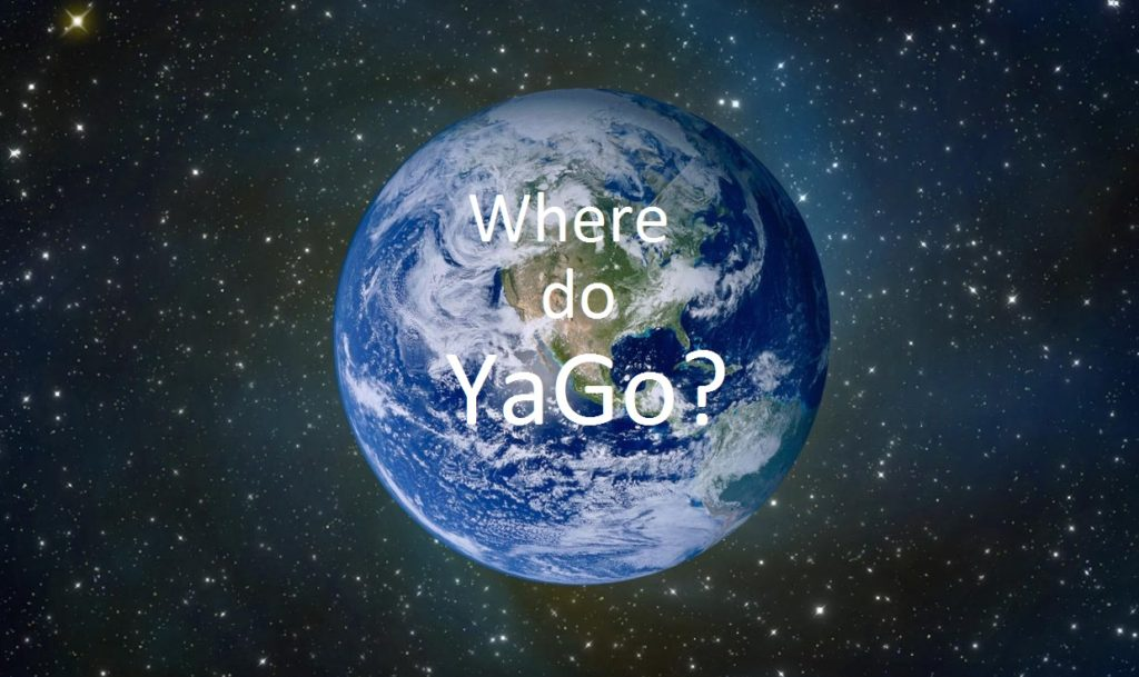 Where do Yago?