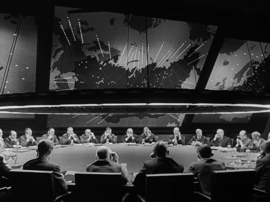Review of Dr. Strangelove on yago or yago.com